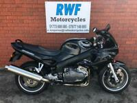 TRIUMPH SPRINT RS, 955, EXCELLENT CONDITION, ONLY 22,156 MLS, SH, 12 MONTHS MOT