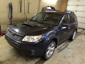 Subaru Forester 2.5XT Limited 2009