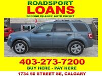 2012 Ford Escape AWD TODAY $29 DN AND 2 PAY STUBS Calgary Alberta Preview