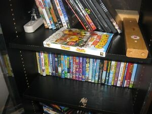 DVD'S & CD'S  FOR Children and adults