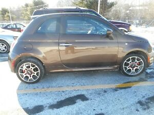 2012 Fiat 500c Coupe (2 door) tax included