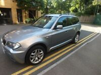 BMW X3 M SPORT 2.0D Manual, Full leather, New Clutch and New Dual Mass Flywheel