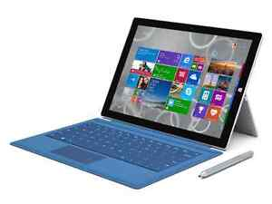 Sale on BRAND NEW Microsoft surface PRO 3 i3/64G 1 YEAR WARRANTY