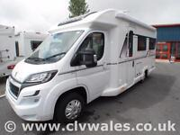 Bailey Autograph 68-2 End Lounge Motorhome MANUAL 2017