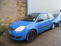 FORD FIESTA FINESSE 1.2 PETROL (SPARES AND REPAIRS)