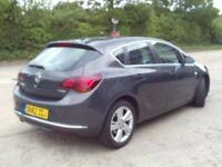 2012 Vauxhall Astra 1.4 Turbo Sri 5 Door 5 door Hatchback