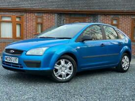 image for Ford Focus 1.6 LX 5dr Auto PETROL AUTOMATIC 2005/05