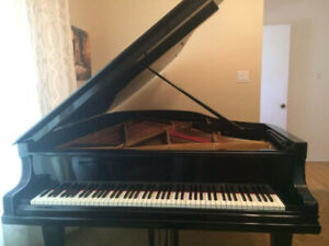 Rare German Grand Piano for sale (Berdux) - $10000 (Montreal)