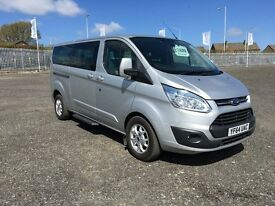 Ford Tourneo 300 Limited TDCI VAT QUALIFYING (silver) 2014