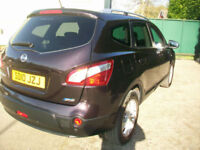 Nissan Qashqai+2 1.5dCi 2WD Acenta 7 seater