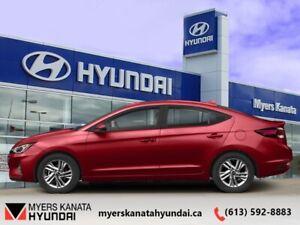 2019 Hyundai Elantra Preferred  AT  - $133.22 B/W
