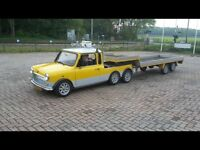WANTED pick up truck crew cab