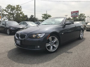 2007 BMW 335i Coupe Hardtop Convertible No Accidents!!!