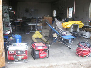 Honda generators and misc stuff