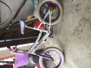Girls bike .
