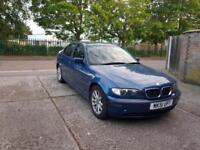 BMW 320d, long MOT, drive's very good!