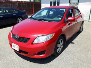 SOLD SOLD SOLD!!!   THANKS!!!   2010 Toyota Corolla CE Sedan