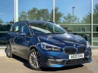 2021 BMW 2 SERIES GRAN TOURER 220i (178) Luxury 5dr DCT Auto Estate Petrol Autom