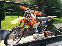 KTM 125SX 2001