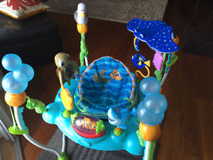 "Bouncer/ exersaucer ""Finding Nemo"