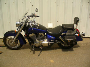 HONDA SHADOW AERO 2004