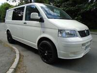 Volkswagen Transporter 1.9TDi PD ( 102PS ) SWB T28 KOMBI(conversion)