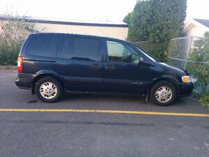 1998 Chevrolet Venture Fourgonnette, fourgon