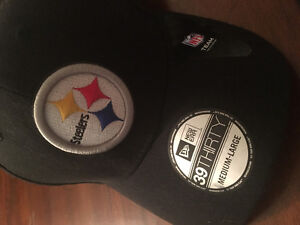 Steelers hat - never won