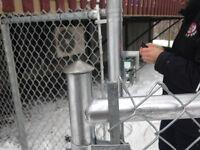 Sous-traitant clôture avec expérience