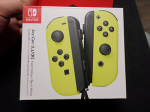 Ksq buy&sell nintendo switch joy-con for sale (neo-yellow)