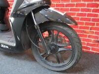 SYM SYMPHONY ST 125cc VERY VERY LOW MILEAGE 386 KMS