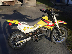 Suzuki jr 80cc dirt bike