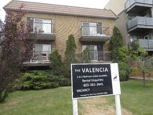 The Valencia 1 Bedroom Ground Level - Reduced Rent!
