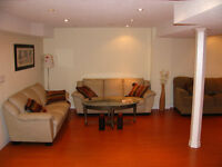 2 Bedroom Basement Apartment for Rent (Eglinton/Win. Churchill)