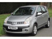 Nissan Note 1.6 16v auto SE AUTOMATIC,ONE FORMER KEEPER