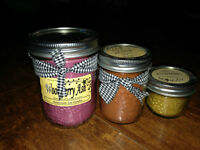 For Sale-Soy candles supplies and stock on-hand
