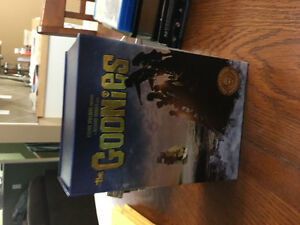 Goonies box set on bluray Edmonton Edmonton Area image 1