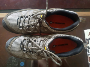 MERRELL size 10 hiking shoes