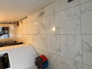 Tiles , stone and laminate
