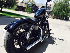 2009 Harley Davidson Nightster 1200N Custom