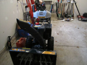Yard Man Snowblower Like Brand New