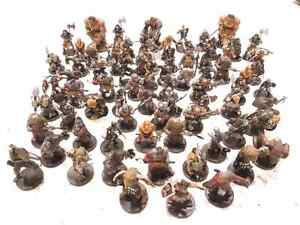 Dungeons & Dragons 75 Miniature Orc Lot