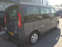 2012 Renault TRAFIC SL27 DCI QUICKSHIFT 9 SEATER *AUTO* Automatic Crew Van