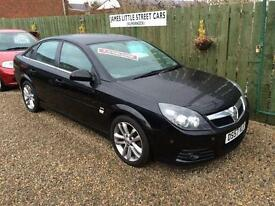 Vauxhall vectra Sri 2008 model 1 year mot for £100 a month EXCELLENT CONDITION