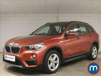 2017 BMW X1 sDrive 18d SE 5dr Step Auto Estate Diesel Automatic