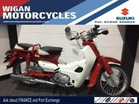 SYM SYMBA 100cc 4 SPEED SEMI AUTOMATIC COMMUTER WITH FANTASTIC ECONOMY
