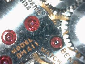 Wanted Broken Watches, Clocks, Bits For Repair Practice