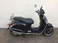 Piaggio Vespa GTS 125 SUPERSPORT