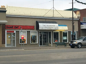 5000 sqft Commercial Space Downtown Main St.