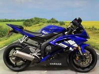 Yamaha YZF R6 2011 **2285 MILES ONE OWNER BIKE! META ALARM FITTED**
